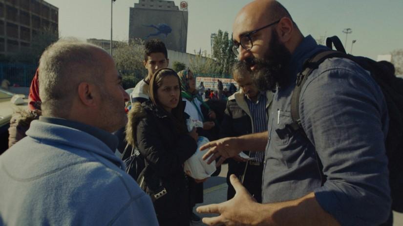 Torstain elokuvaillat: 5.5.2016 (May 5th) Tuntematon pakolainen (Hamy Ramezan,2016)