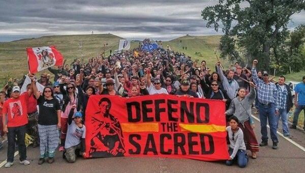 Elokuvailta ma 13.2. Klo 18.30, Kulttuuribingolla, Standing Rock-dokumentit